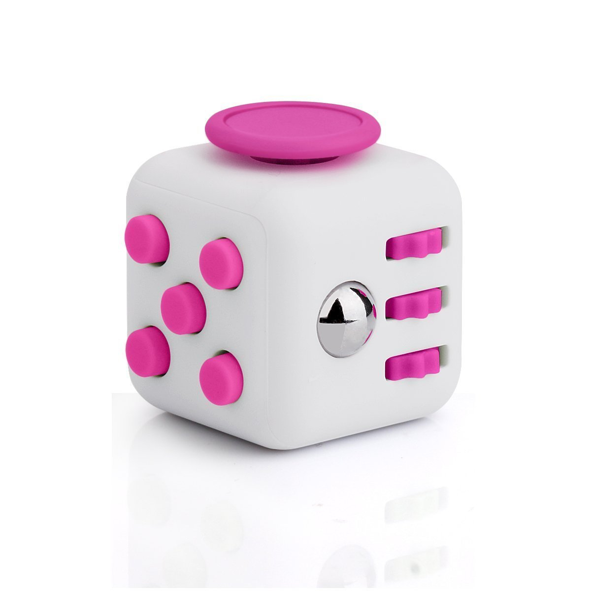 Fidget Cube Fun Stress Relief Anxiety 6 Side Dice Gift Toy