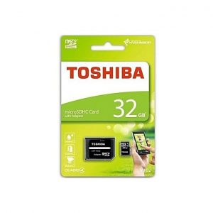 Toshiba 32gb Micro SD Memory Card
