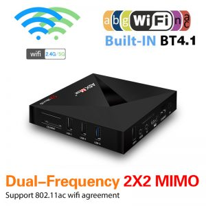 A5X Max Android Box