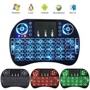 Wireless Backlight Mini Keyboard