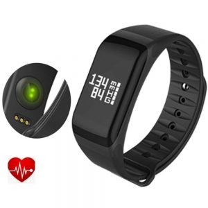 F1 Smart Bracelet Fitness Tracker Smart Watch