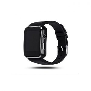 X6 Smart Watch Black