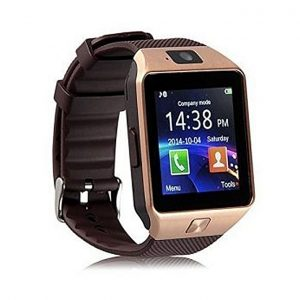 W90 brown smart watch