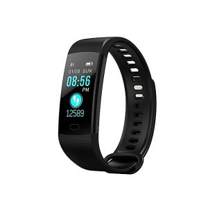 Y5 Wristband Heart Rate Blood Pressure Smart Bracelet Watch